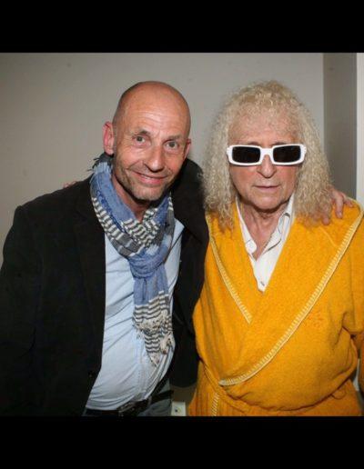 Jean Lou et Michel Polnareff