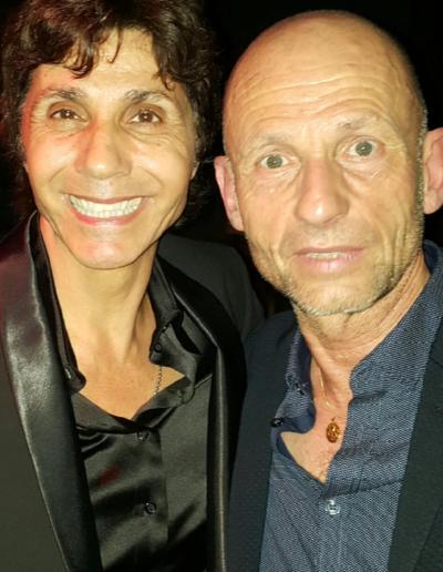 Jean Lou et Jean Luc Lahaye